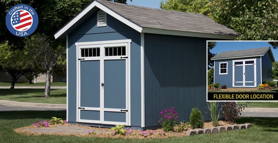 Somerfield 8x12 Shed