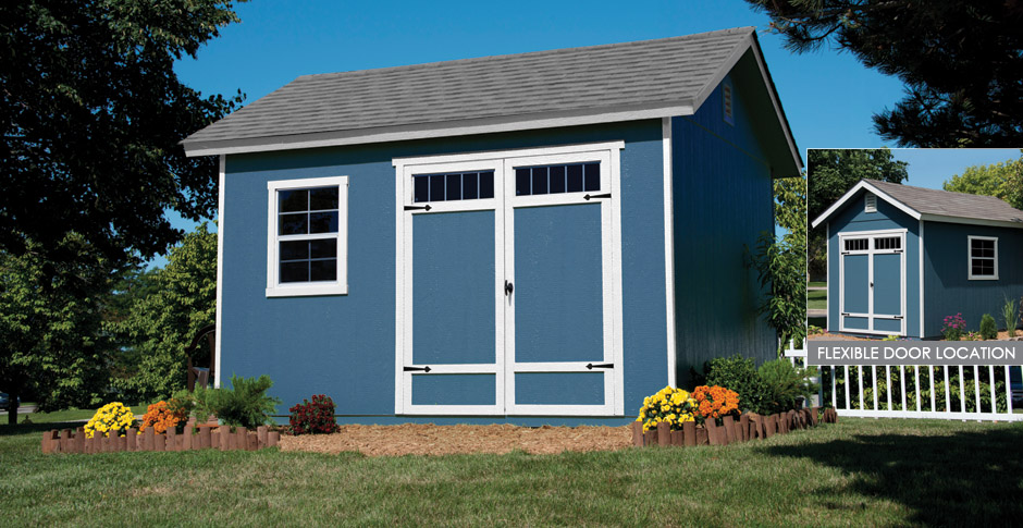 Somerfield 8'x12' Shed